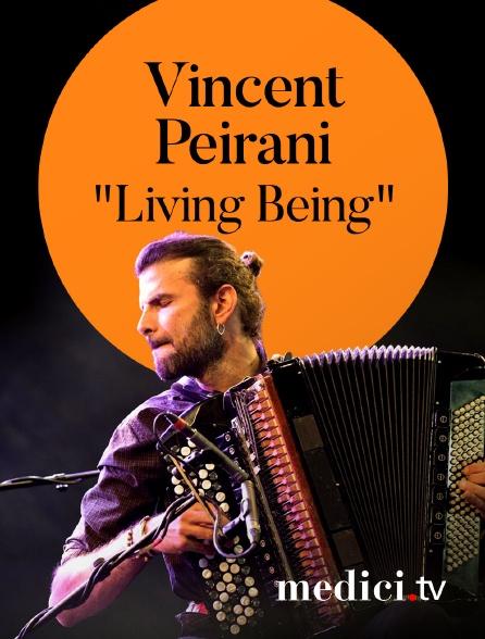 """Medici - Vincent Peirani interprète """"Living Being"""" au D'Jazz Nevers Festival"""