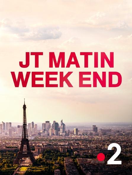 France 2 - JT Matin Week-end