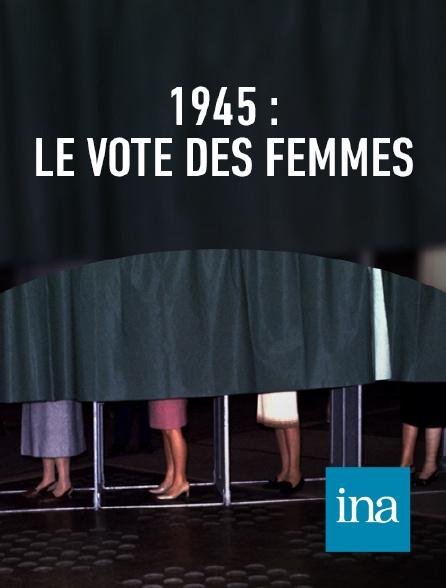 INA - Retour aux urnes : élections municipales du 29 avril 1945