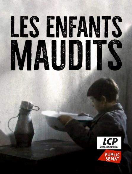 LCP Public Sénat - Les enfants maudits