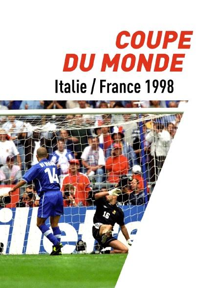 Football : Coupe du monde 1998 - Italie / France