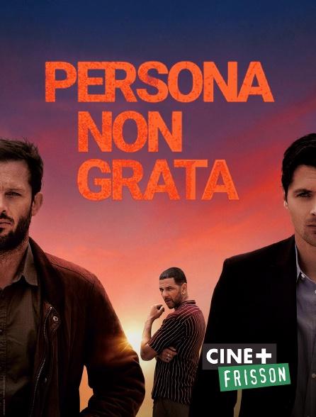 Ciné+ Frisson - Persona non grata