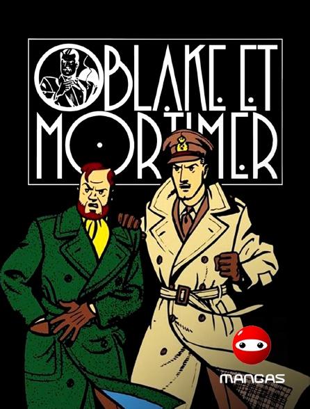 Mangas - Blake et Mortimer