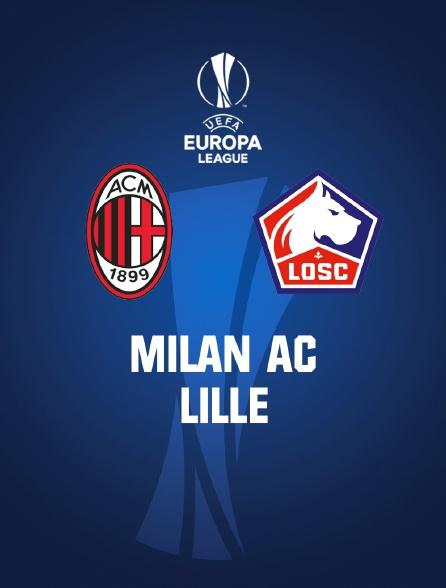 Football : Ligue Europa - Milan AC / Lille