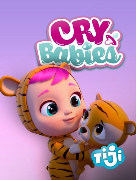 TIJI - Cry Babies, larmes magiques : la série