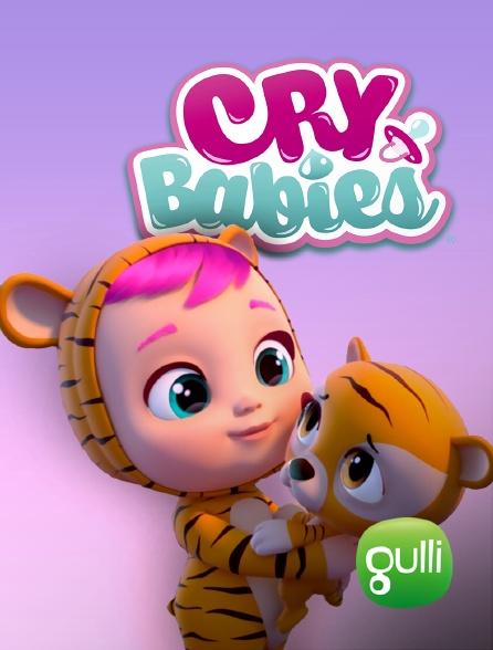 Gulli - Cry Babies, larmes magiques : la série