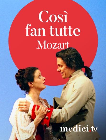 Medici - Mozart, Così fan tutte - Iván Fischer, Topi Lehtipuu, Luca Pisaroni - Glyndebourne Festival