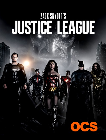 OCS - Zack Snyder's Justice League