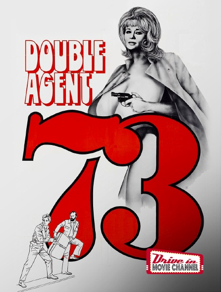 Drive-in Movie Channel - Double Agent 73