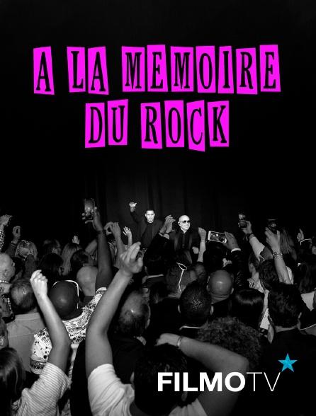 FilmoTV - A la mémoire du rock