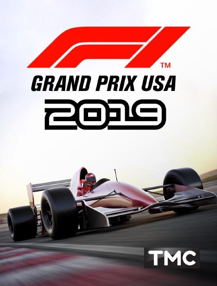 TMC - Grand Prix automobile des États-Unis 2019