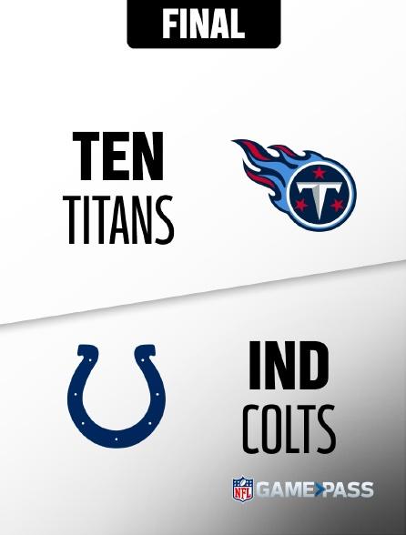 NFL 04 - Titans - Colts