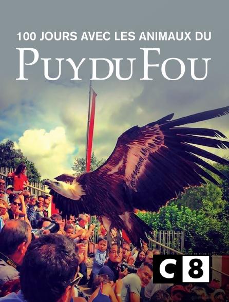 C8 - 100 jours avec les animaux du Puy du Fou
