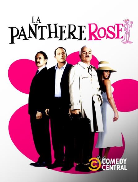 Comedy Central - La Panthère rose