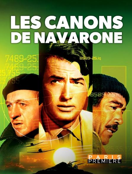 Paris Première - Les canons de Navarone
