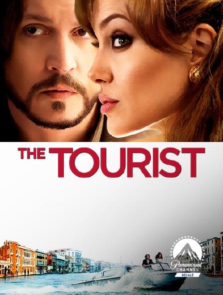 Paramount Channel Décalé - The Tourist