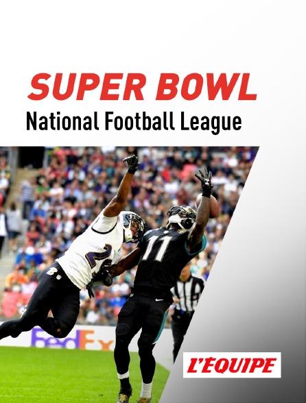 L'Equipe - NFL Super Bowl