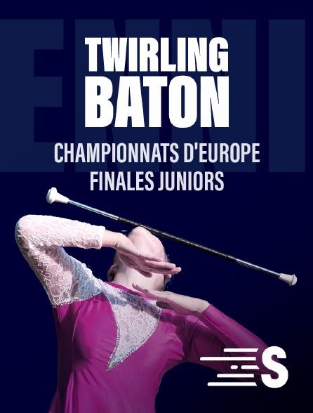 Sport en France - Finales Juniors Championnats d'Europe de Twirling Baton