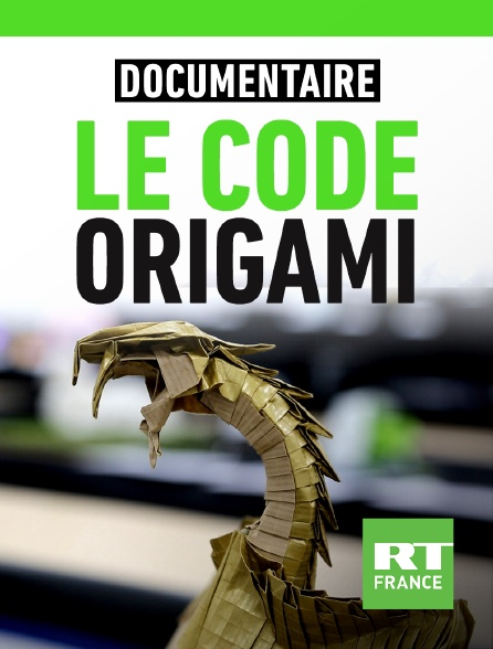 RT France - Le code origami
