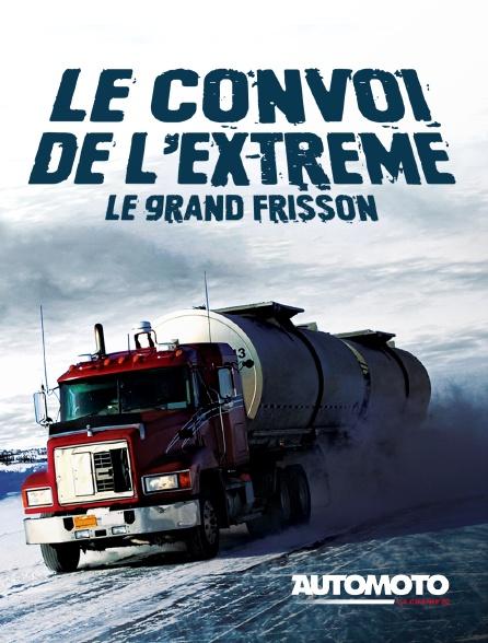 Automoto - Le convoi de l'extrême : chaos sur la glace