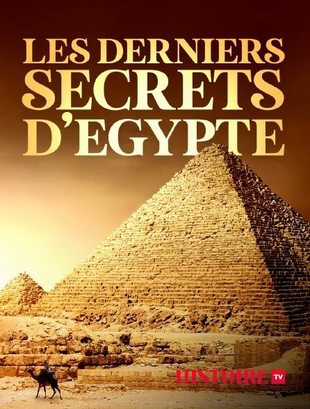 HISTOIRE TV - Les derniers secrets d'Egypte