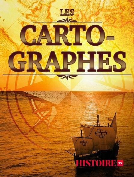 HISTOIRE TV - Les cartographes