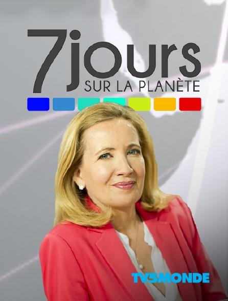 TV5MONDE - 7 jours sur la planète
