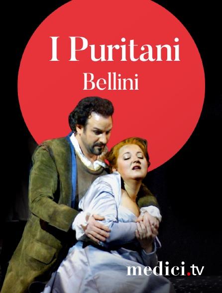 Medici - Bellini, I Puritani - Giuliano Carella, Francisco Negrín - Mariola Cantarero, John Osborn - Het Muziektheater