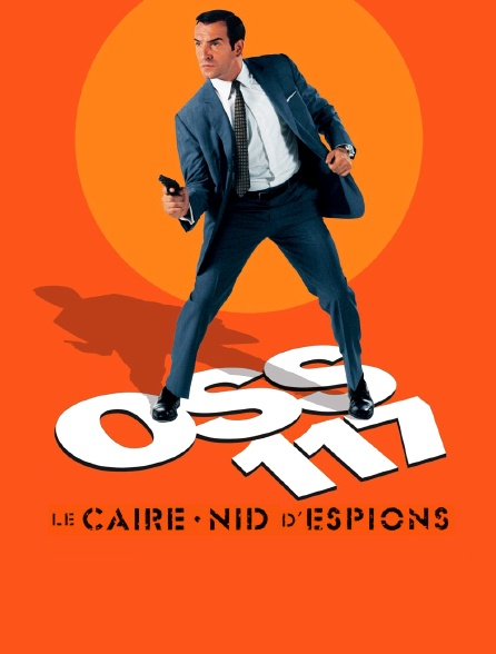 OSS 117 : Le Caire nid d'espions