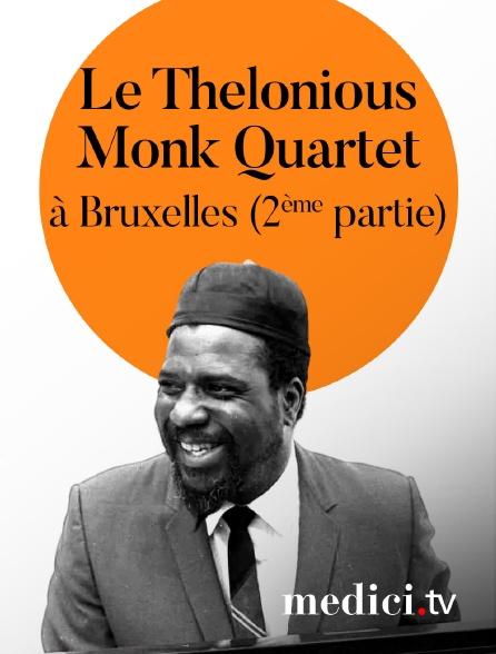 Medici - Le Thelonious Monk Quartet en concert à Bruxelles (2ème partie)