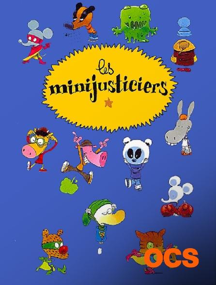 OCS - Les Minijusticiers