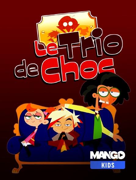 MANGO Kids - Trio de Choc