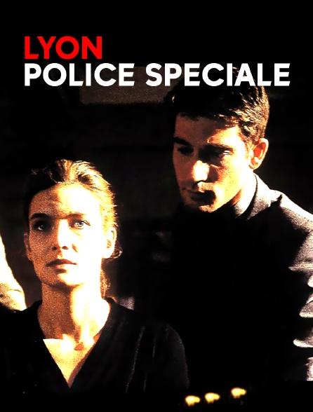 Lyon police spéciale