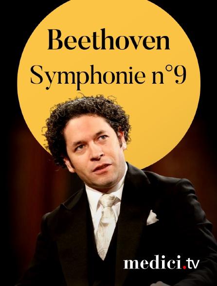 Medici - Beethoven, Symphonie n°9 - Gustavo Dudamel, Orquesta Sinfónica Simón Bolívar de Venezuela - Palau de la Musica, Barcelone