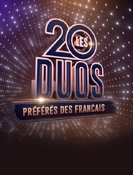 Les 20 duos préférés des Français