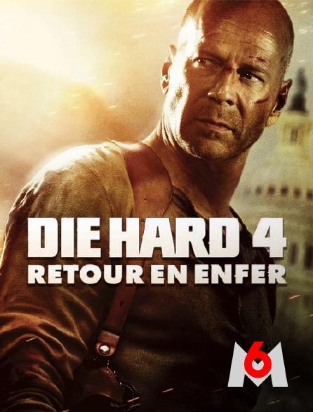 M6 - Die Hard 4 : retour en enfer