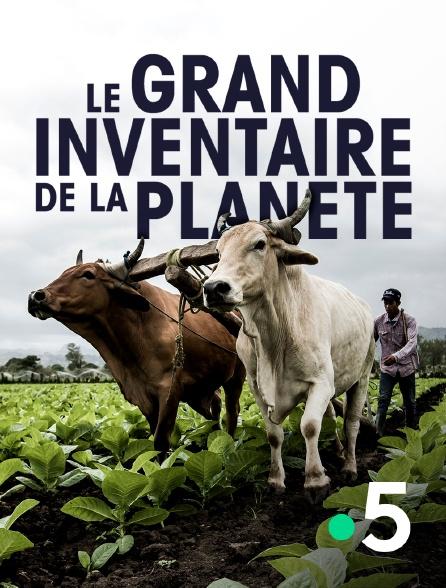 France 5 - Le grand inventaire de la planète