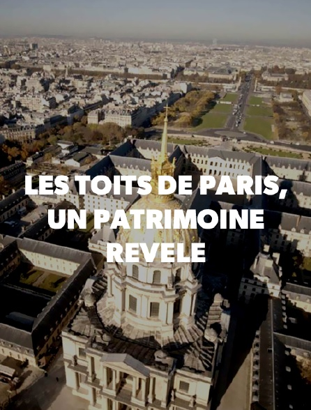 Les toits de Paris, un patrimoine révélé