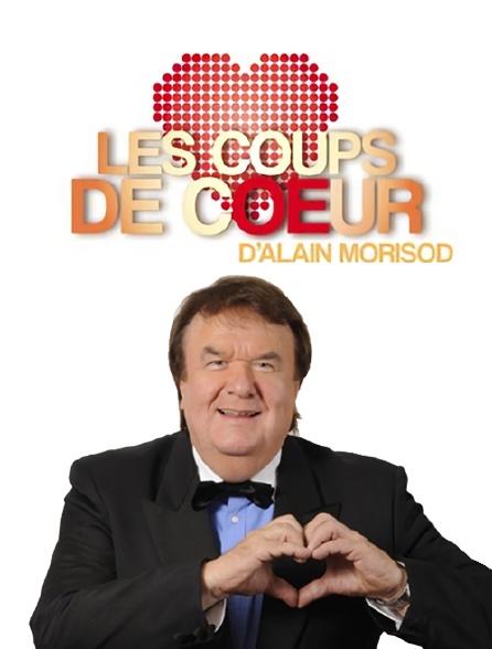 Les coups de coeur d'Alain Morisod