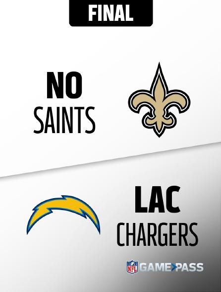 NFL 07 - Saints - Chargers