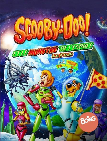 Boing - Scooby-Doo et le monstre de l'espace *2015