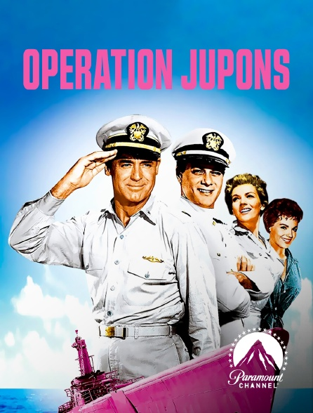Paramount Channel - Opération jupons