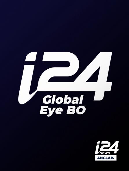 i24 News Anglais - GLOBAL EYE BO