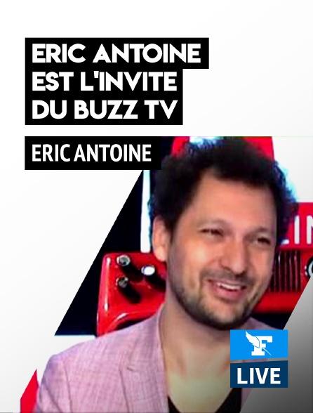 Figaro Live - Éric Antoine est l'invité du Buzz TV