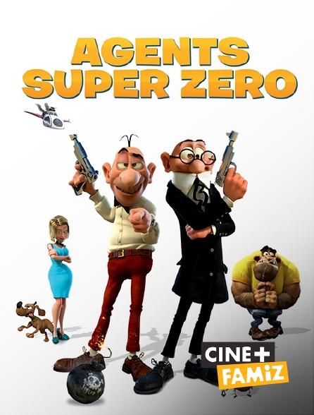 Ciné+ Famiz - Agents super zéro