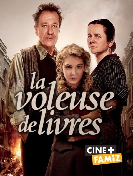 Ciné+ Famiz - La voleuse de livres