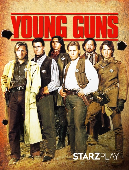 StarzPlay - Young Guns