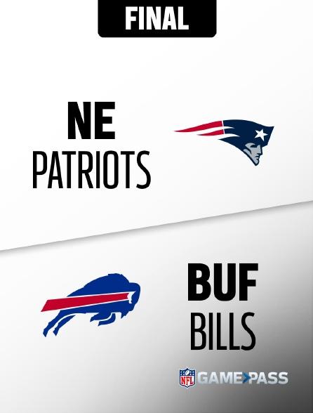 NFL 04 - Patriots - Bills