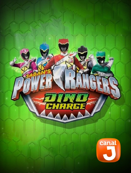 Canal J - Power Rangers Dino Charge