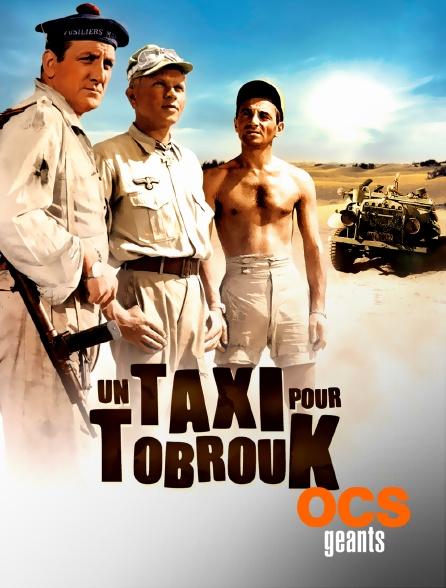 OCS Géants - Un taxi pour Tobrouk